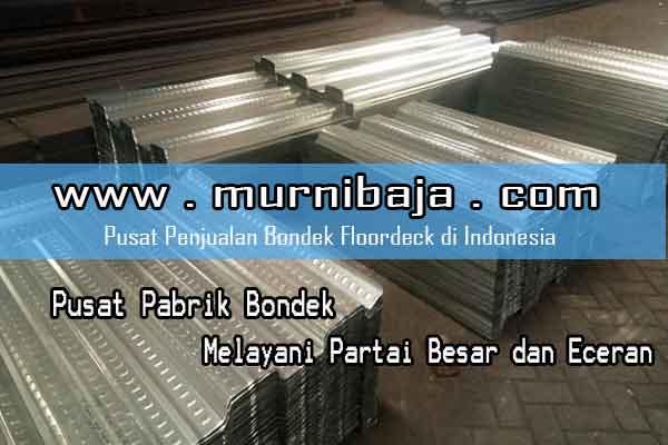Harga Bondek di Semarang 2020