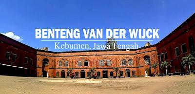 Benteng Van der Wijck Kebumen