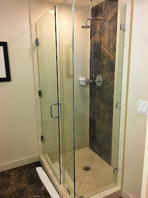 Stand-in shower