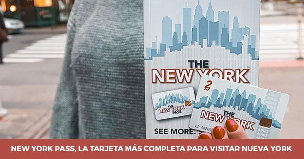 New York Pass Tarjeta turistica nueva york