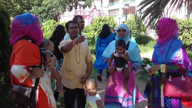 আহসান মঞ্জিলের জানা অজানা Historical Ahsan Manzil Dhaka Bangladesh