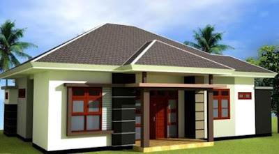 Foto Model Atap Rumah Minimalis 1 & 2 Lantai Terbaru