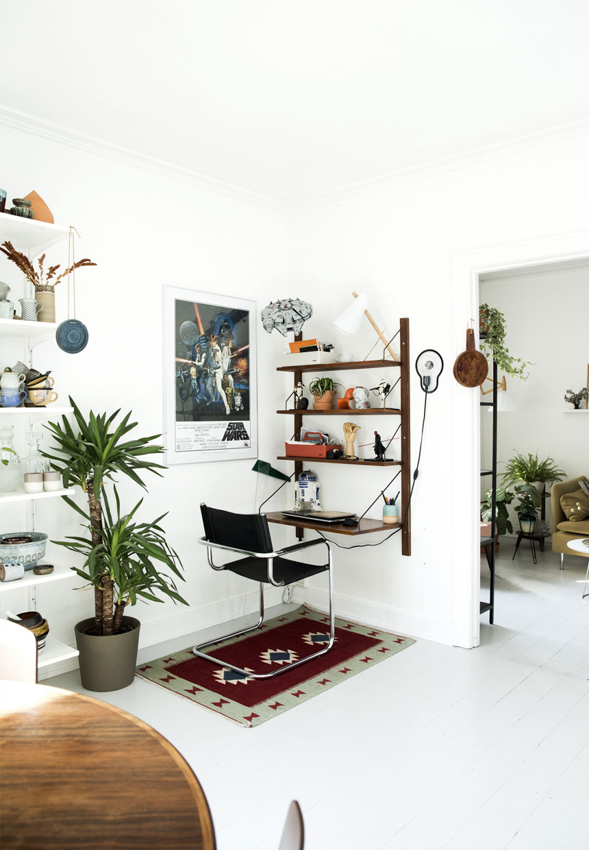 Serene Scandinavian Apartment with a Touch of Nature | design ...