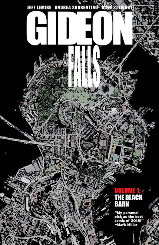GIDEON FALLS Being Adapted for TV