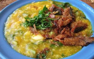 Kuliner Indonesia - Bubur Tinutuan