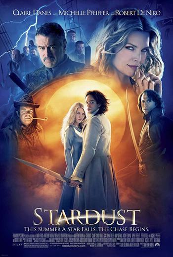 Stardust 2007 Dual Audio ORG Hindi 720p BluRay 1GB ESubs poster