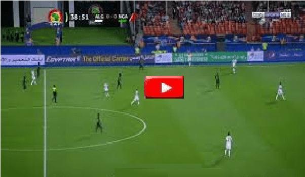 مشاهدة مبارة الجزائر والسنغال نهائي امم افريقيا بث مباشر يلا شوت