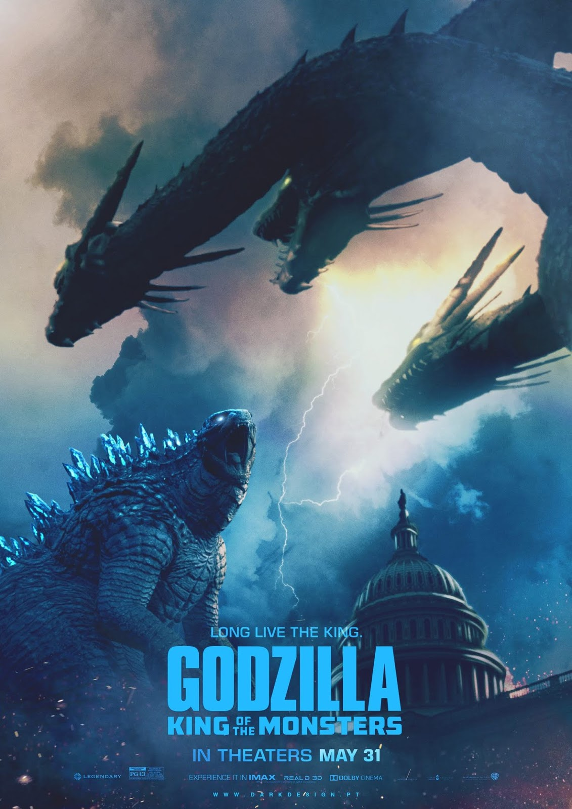Download Film Godzilla King of the Monsters (2019) Full Movie Indonesia