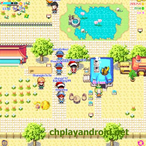 Tải Game Ngôi làng của gió 119 mới nhất cho Android, iOS, Java b