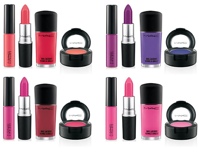 Conheça MAC Fashion Sets Collection