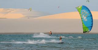 Kite Surfing Jericoacoara