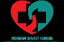 Logo RSU KotaTangerang Selatan Vektor AI