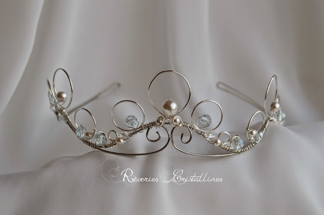 couronne princesse de neiges