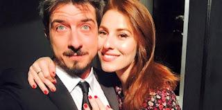 Paolo Ruffini e Diana Del Bufalo insieme