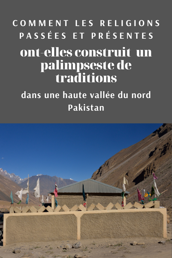 Religions Chapursan Valley Ismaelisme Bernard Grua Pin