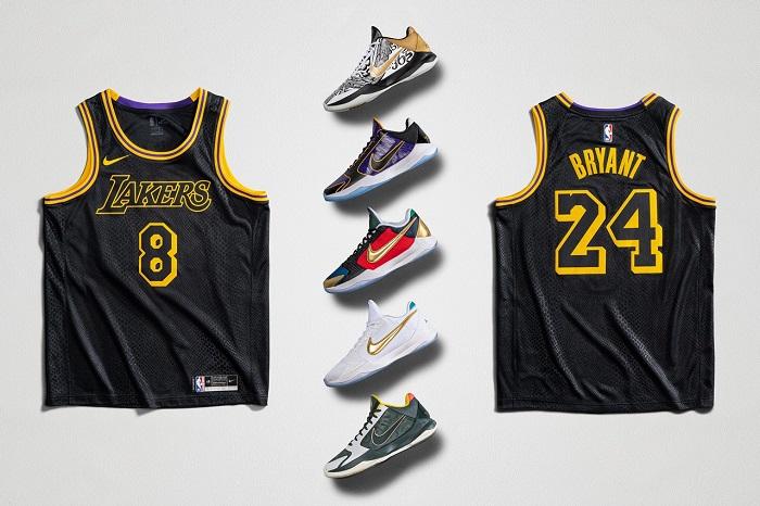 Nike Mamba Week-Kobe Bryant Shoes and Apparel