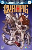 DC Renascimento: Cyborg #7