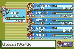Pokemon Glazed Version Screenshot-1