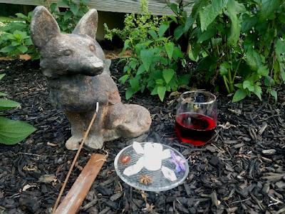 Garden Blessing Ritual