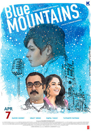 Blue Mountains (2017) Movie Poster