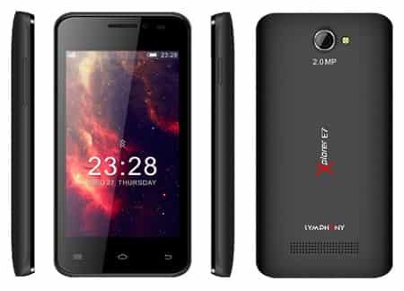 Symphony Xplorer E7 Smartphone