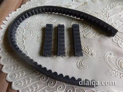 fan belt bekas