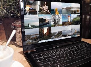 برنامج انستجرام على الكمبيوتر Grids for Instagram