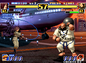 The King of Fighters 99+arcade+game+portbale+retro+fighter+download free