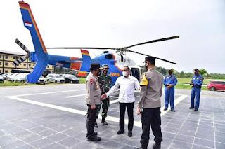Gubernur Sumut Harapkan Polisi Pariwisata Kawasan Danau Toba Bisa Membuat Nyaman Masyarakat dan Wisatawan