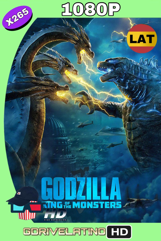Godzilla II: el rey de los monstruos (2019) BDRip 1080p (HEVC x265) (Latino-Inglés) MKV