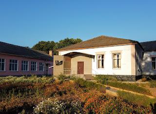 Браїлів. Літературно-меморіальний музей В. О. Забаштанського