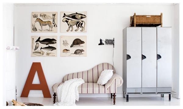 Scandinavian Interior And Colorful Home Decor