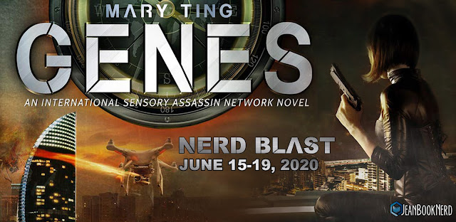 Blog Tour with Giveaway:  Genes by Mary Ting