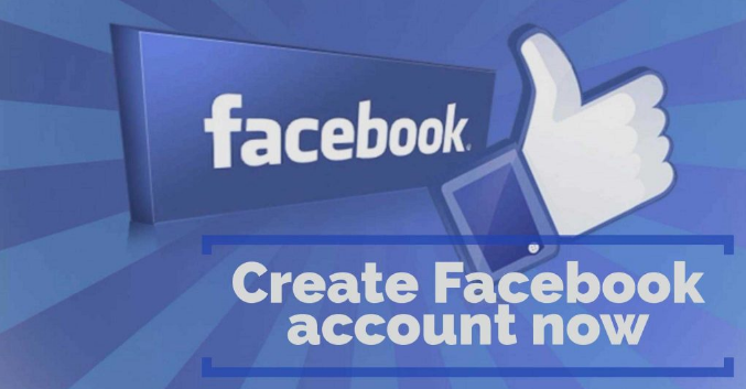 Create Facebook Account New Now