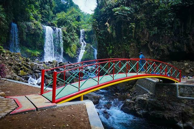 Air Terjun Terindah Di Jawa Tengah