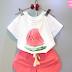 Słodkie ubrania dla dzieci - Popreal