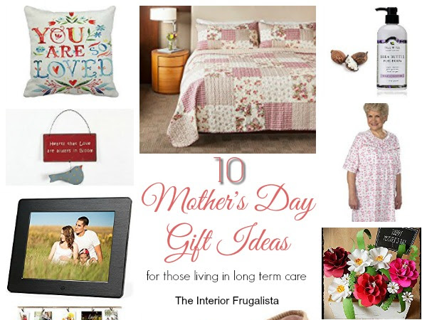 10 Mother's Day Gift Ideas For Those Living In Long-Term Care
