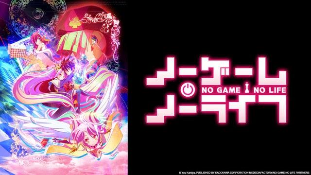 No Game No Life Episode 1 Subtitle Indonesia