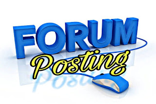 List of DoFollow Forums Posting Site to Increase Backlinks