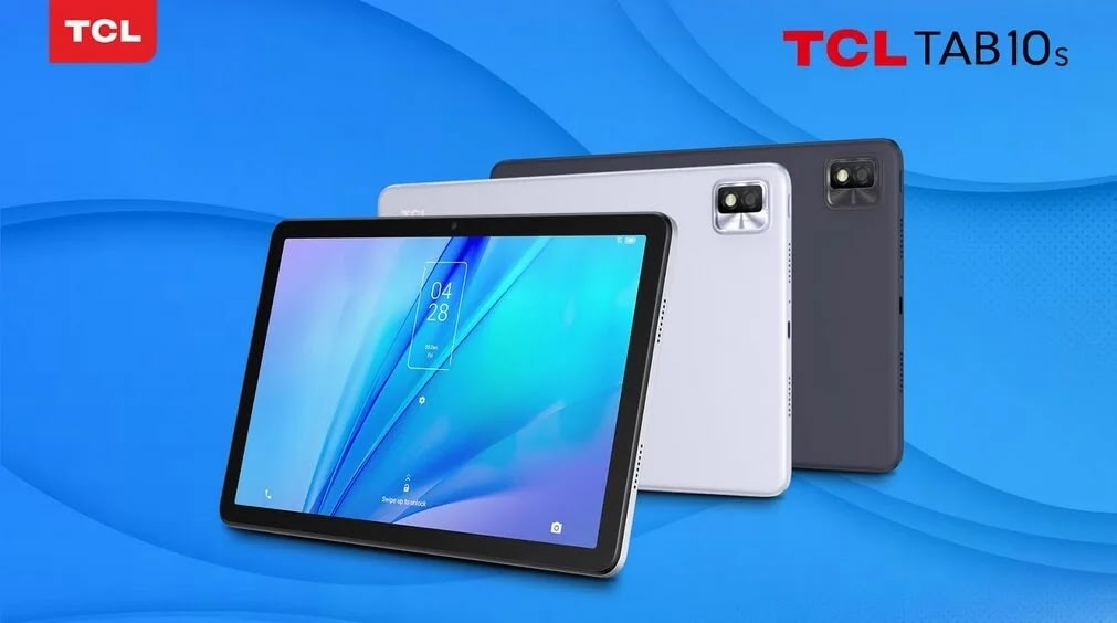 TCL TAB 10s with T-Pen Stylus and 8000mAh Battery Coming to PH