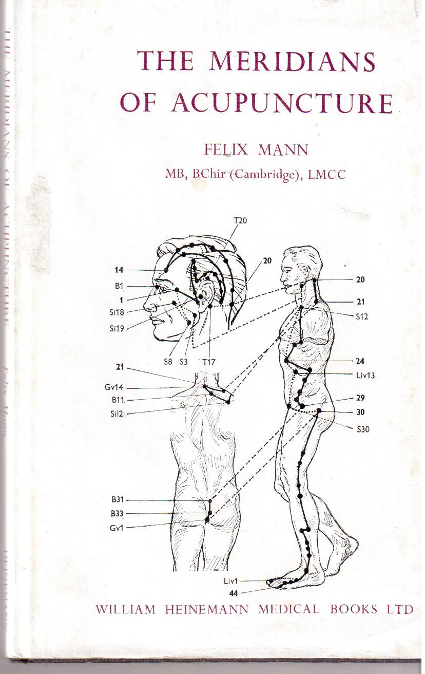 The Meridians of Acupuncture