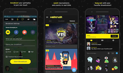 Mobcrush Livestream Games