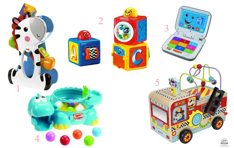 5 zabawek do 100zł, które zajmą dziecko na długi czas