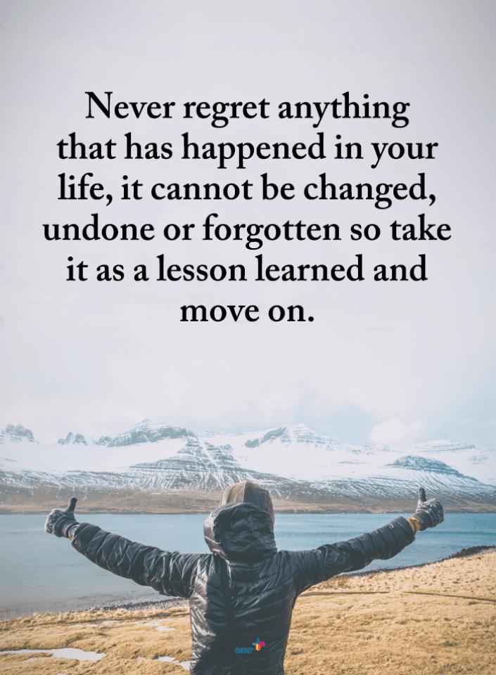 Regret Quotes, Quotes,