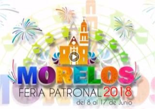 feria morelos zacatecas 2018