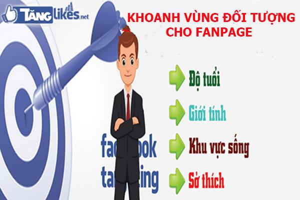 bi quyet khoanh vung doi tuong fanpage