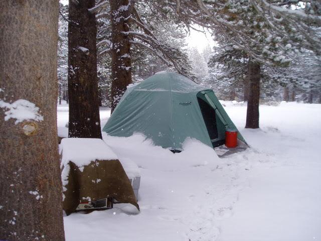 Thuê lều cắm trại cho 6 người