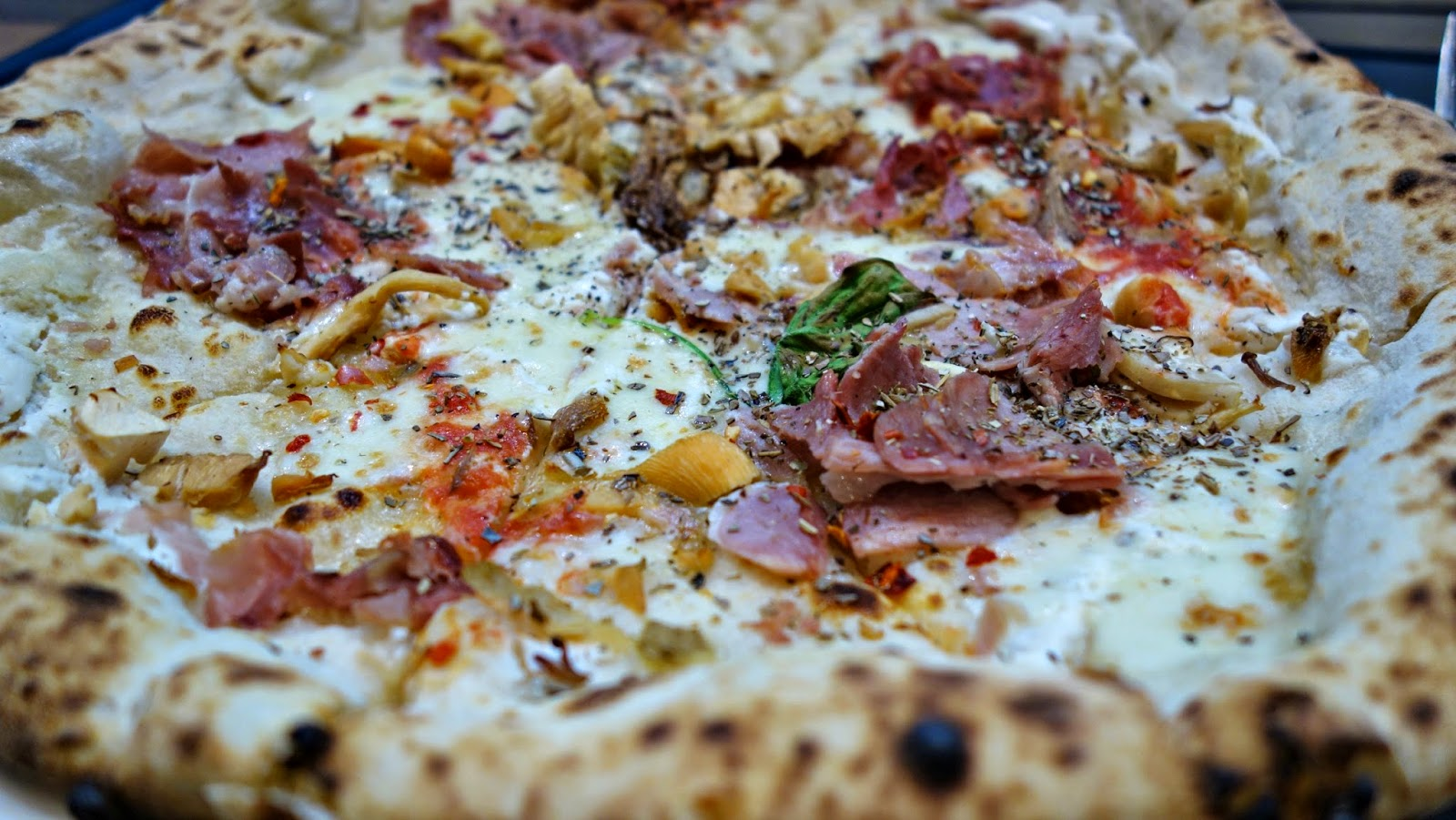 Franco Manca Pizza Westfield