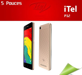 itel P12 hard reset and frp bypass