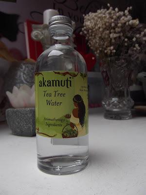 Akamuti Tea Tree kvetinová voda